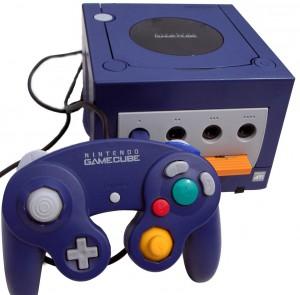 Nintendo Gamecube courtesy of Wikipedia