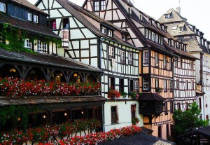 Strasbourg, courtesy of Pixabay