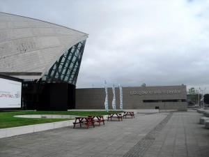 Glasgow science centre, courtesy of Pixabay