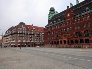 Malmö, courtesy of Pixabay