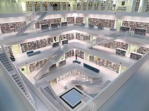 Stuttgart Library / Pixabay