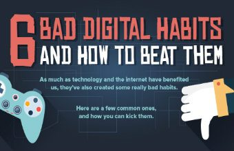 6 bad digital habits and how to beat them