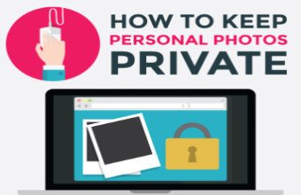 How to keep personal photos private