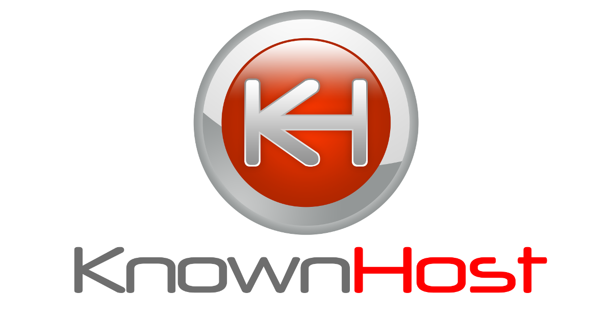 KnownHost Cyber Monday