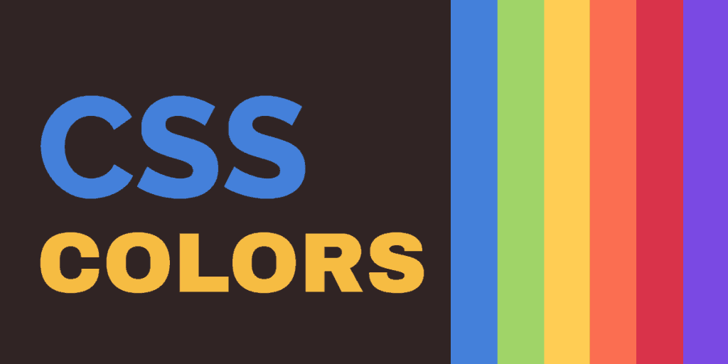 css color properties