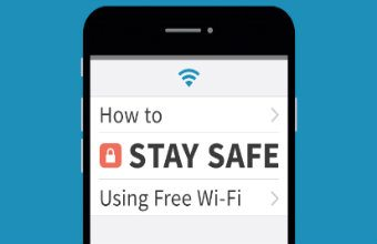how to use free wifi safely