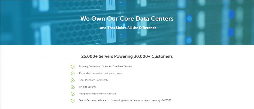 Liquid Web Datacenters