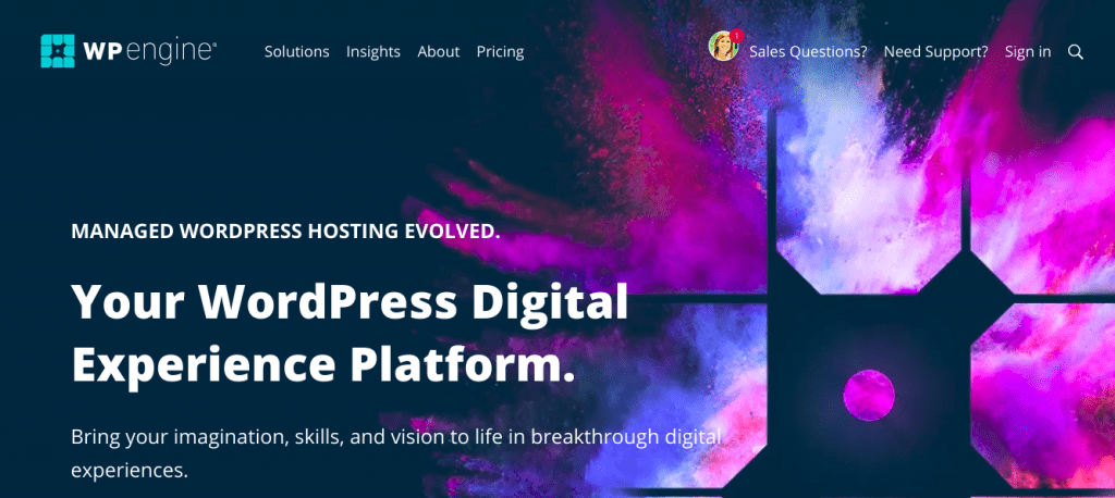 Amazon  WP Engine WordPress Hosting Promotional Code June 2020